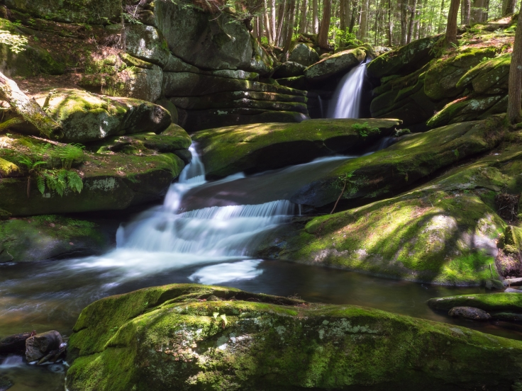 Pulpit Falls - nice but where do you look?